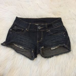 Britney Spears Candies SIze 1 Jean Short Hot Pants